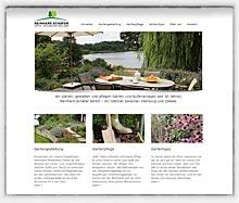 Screen Reinhard Schäfer, Garten- und Landschaftsbau GmbH, Hamburg