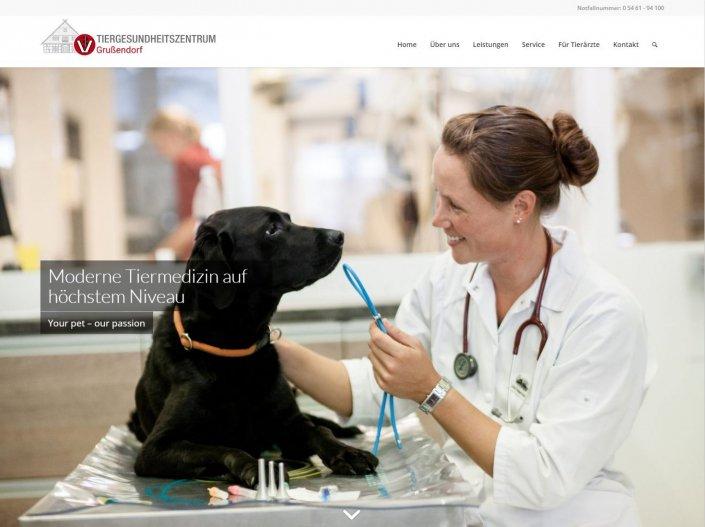 Tiergesundheitszentrum Bramsche
