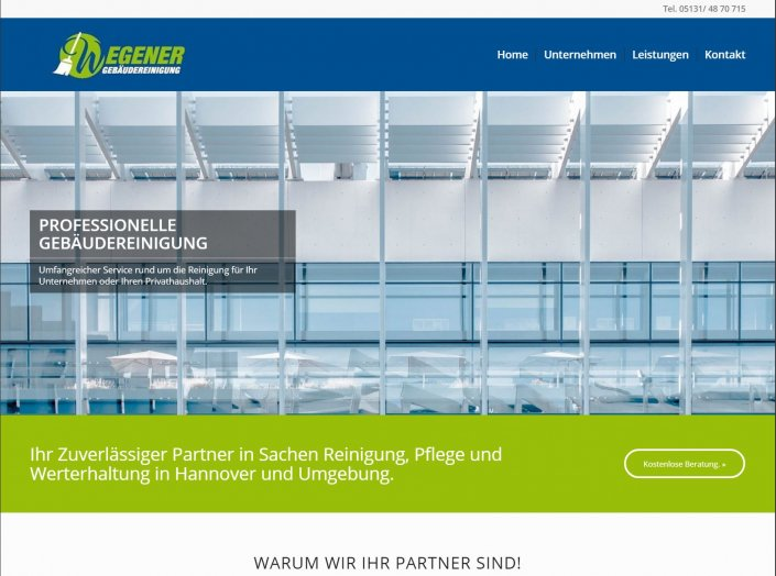 Wegener-Gebäudereinigung