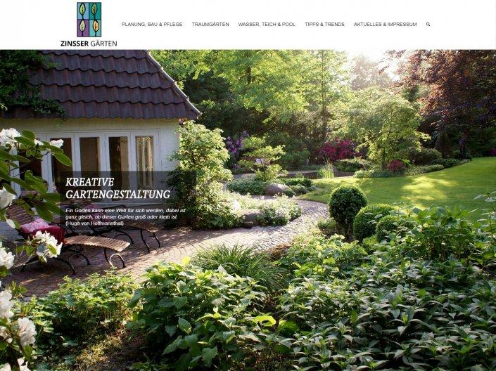 Zinsser Garten